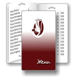 Porta menù Caffè 03 Transparent