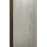 Portamenu' personalizzabile simil legno e cuoio mod. Napoli Slim A00P SL