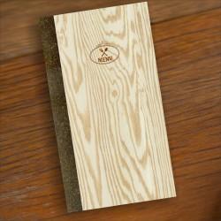 Porta menu legno cuoio mod. Glico mod. A008
