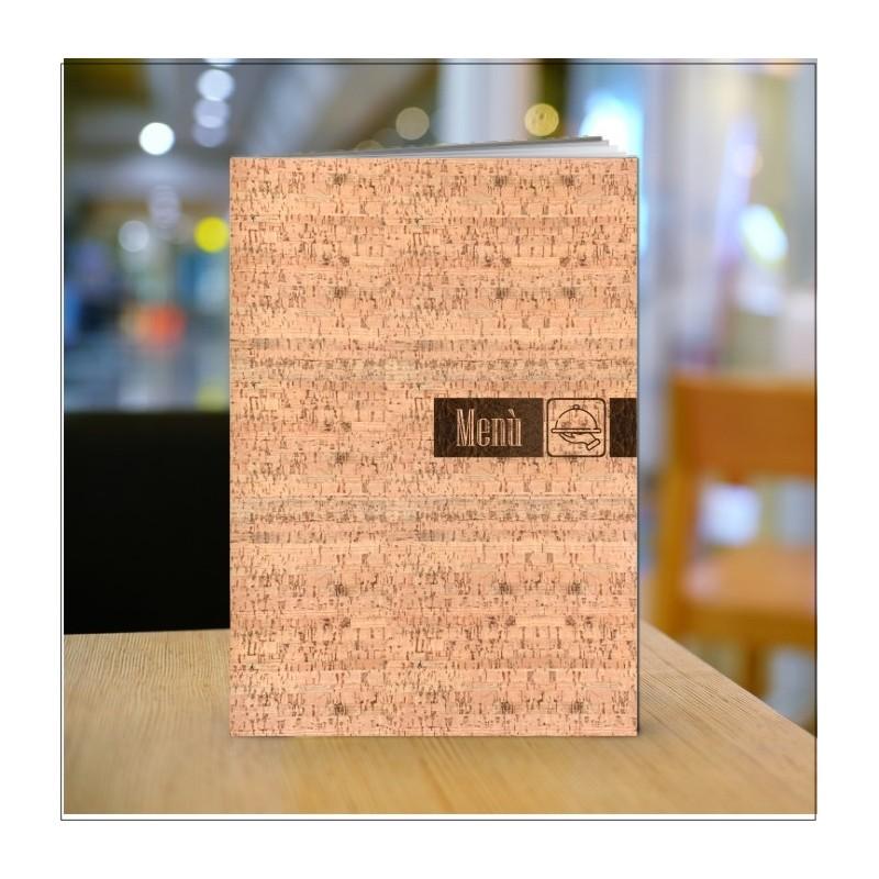 Porta menu sughero IB033