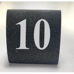 Cavallotto segnaposto B&W 1-10