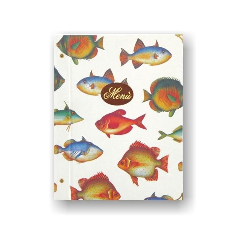 Porta menù mod. Fish