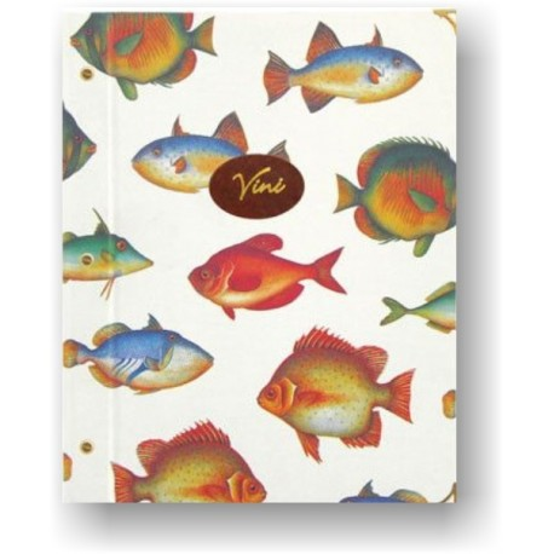 Carta dei Vini mod. Fish