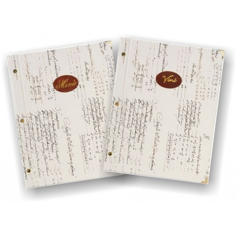 Carta dei Vini mod. Scripta