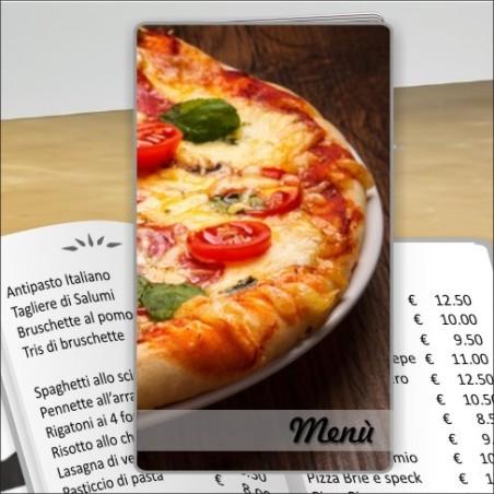 Porta menù Pizzeria 29 Transparent