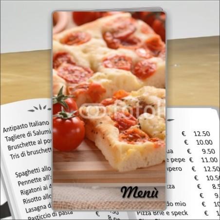 Porta menù Pizzeria 31 Transparent