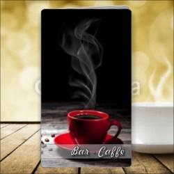 Porta menù Caffè 50 Transparent