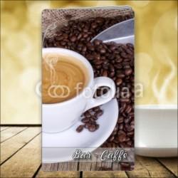 Porta menù Caffè 51 Transparent