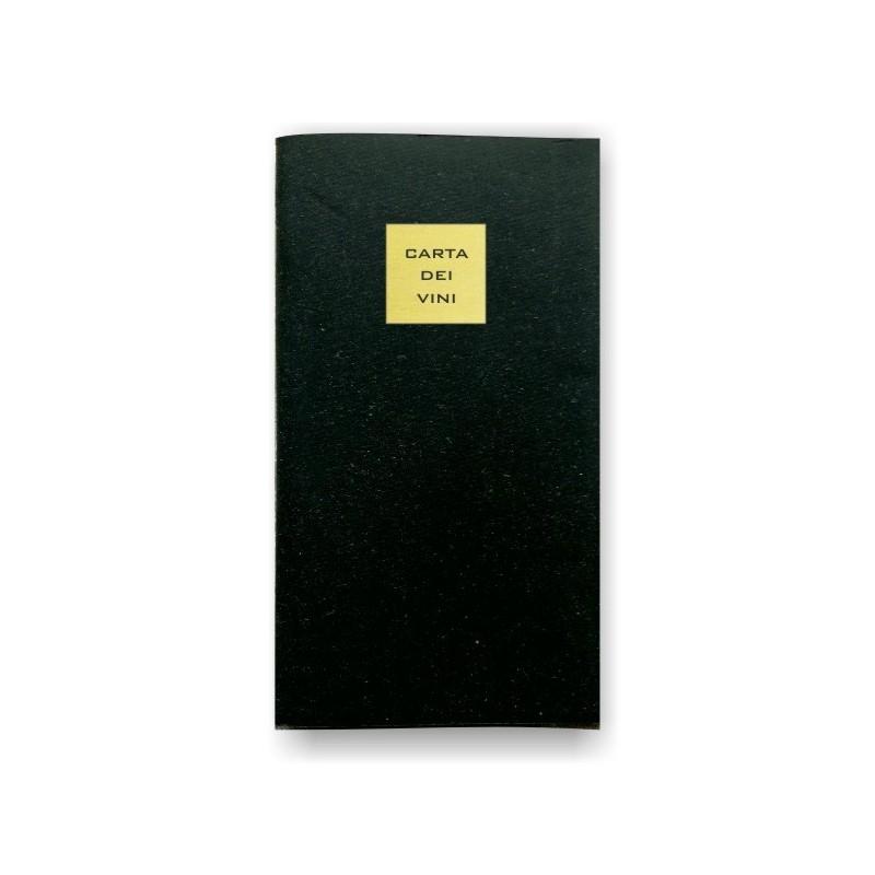 Carta dei Vini mod. Trento SLIM chiusa